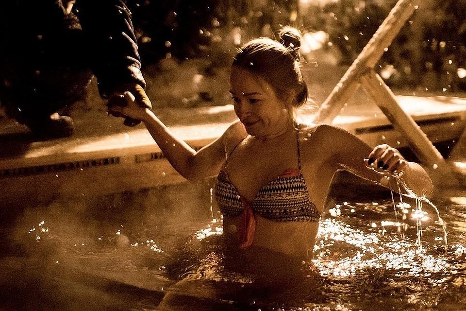 Крещенские купания на Полевом спуске в Самаре могут отменить из-за погоды d4e2e0c90f6