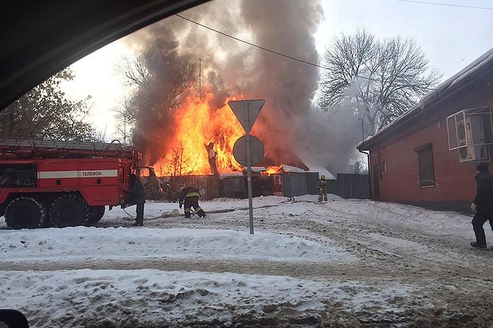 помешает пожар в ярославле стачек фото этой статье