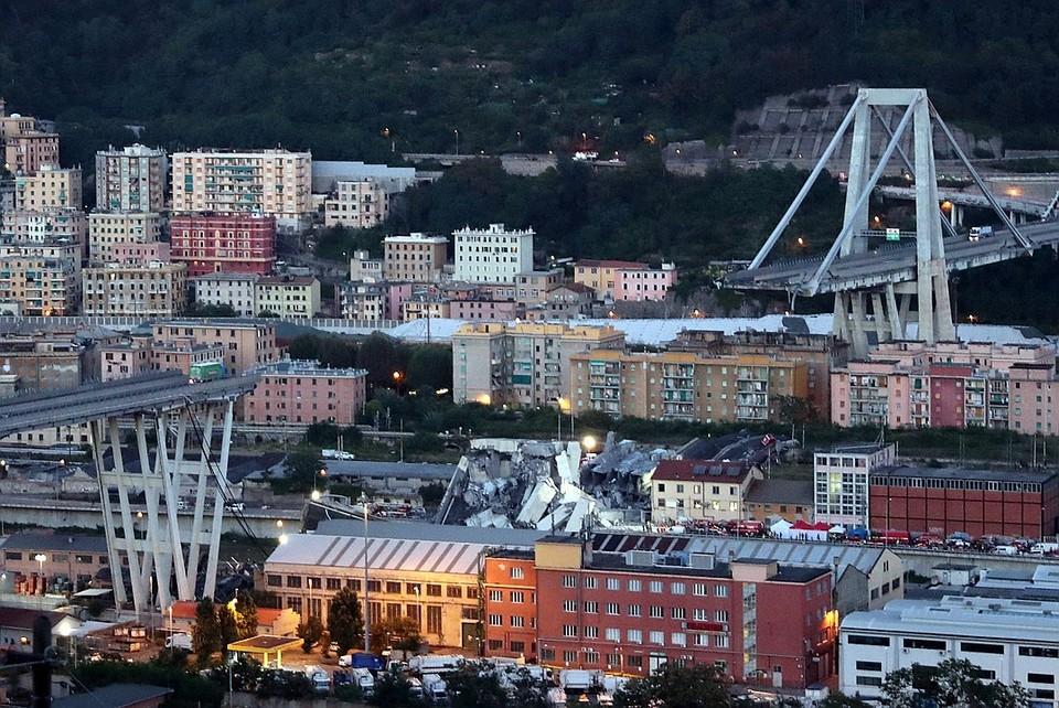 Итальянский архитектор про новый мост за 202 миллиона евро: «Он будет очень прочный и простоит тысячу лет!»