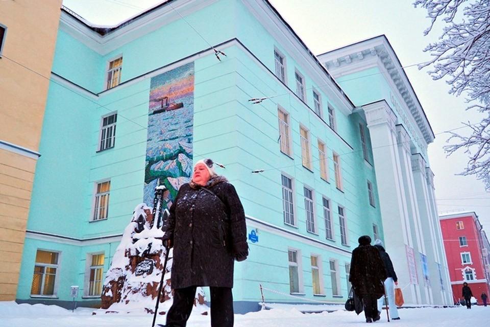 Мурманский областной краеведческий музей переезжает впервые за 60 лет...