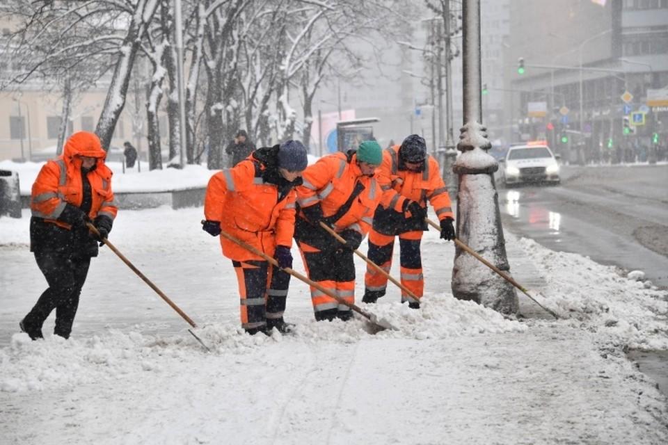 По прогнозам, в столице 26 января выпадет как минимум восемь миллиметров осадков