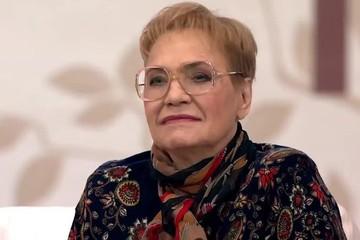 Как выглядит Нина Русланова после инсульта