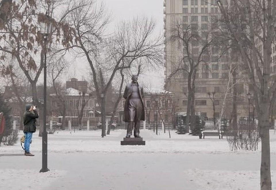 Памятник Шостаковичу уже готов