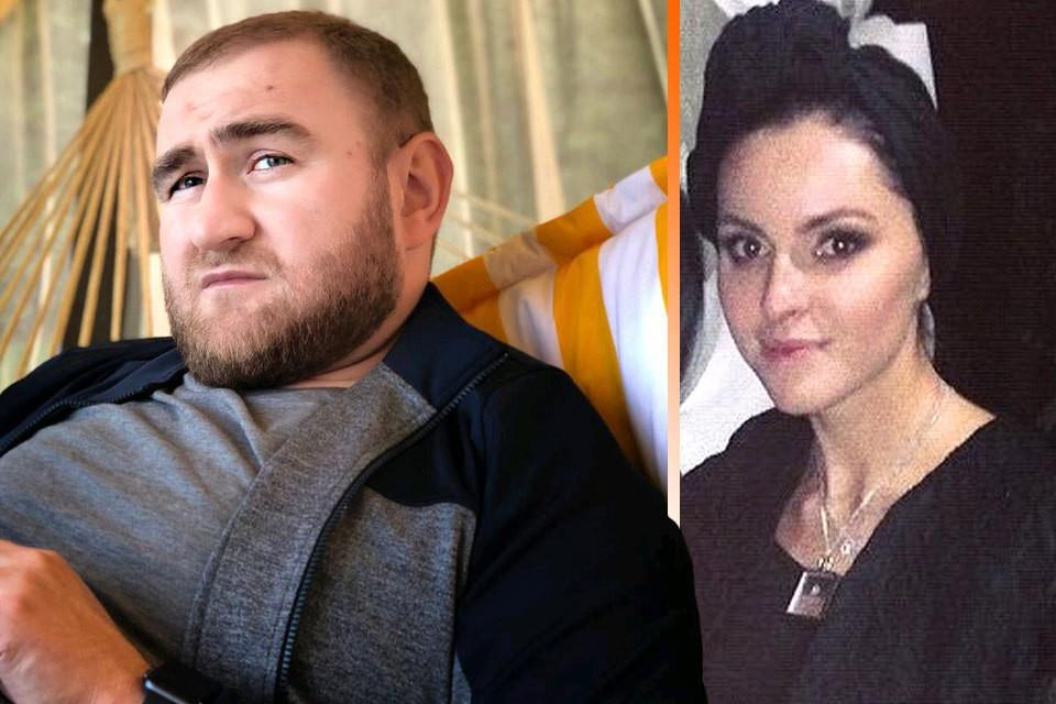 Сенатор Рауф Арашуков и его супруга Аида, которая пять лет назад решила стать модным дизайнером.