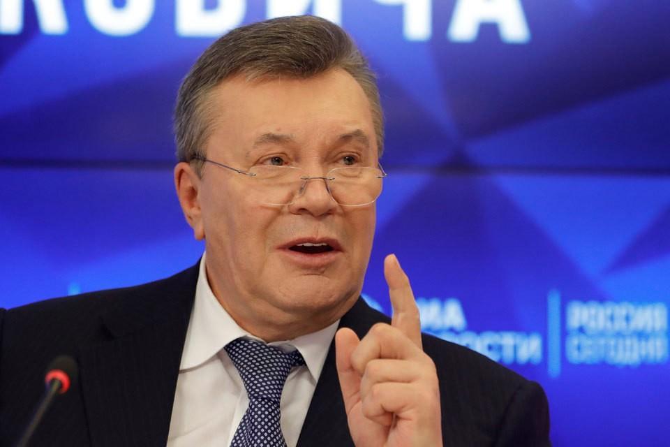 В Москве прошла пресс-конференция экс-президента Украины Виктора Януковича.