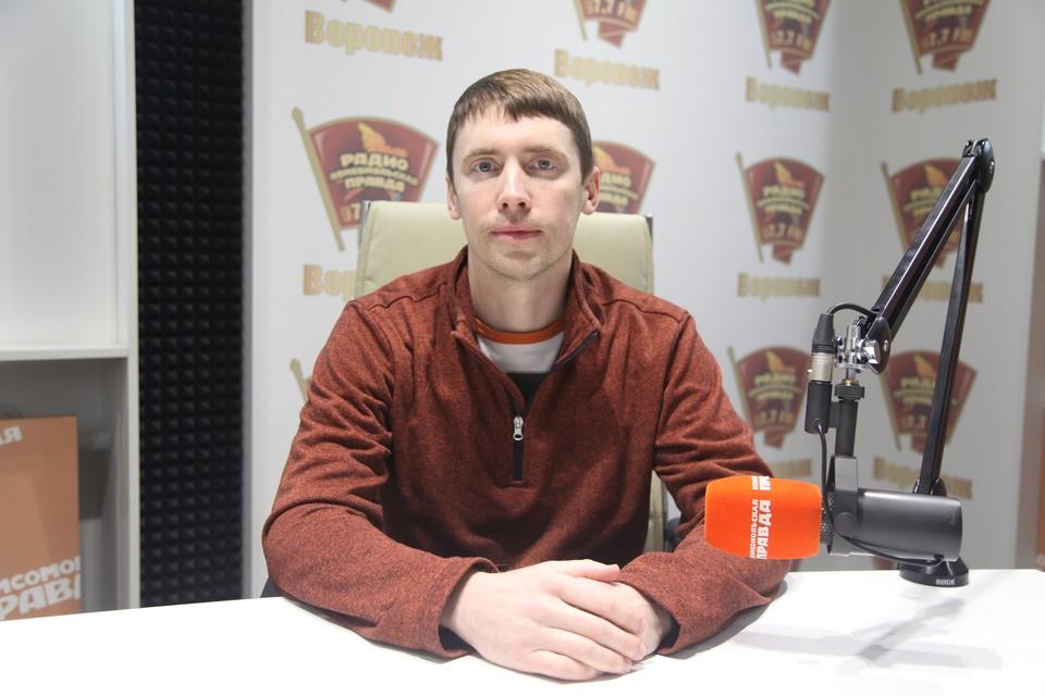 Мануальный терапевт, ортопед-травматолог Сергей Кочергин.