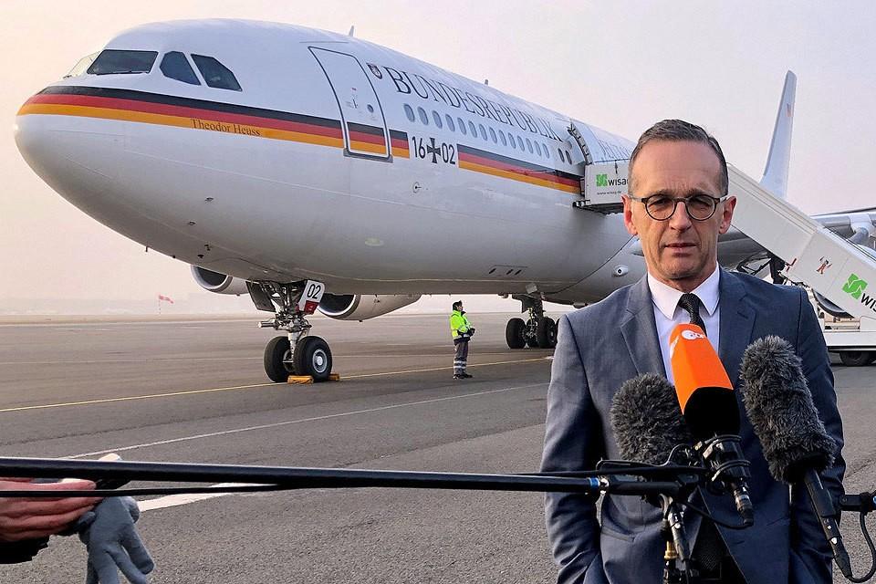 Глава МИД Германии Хайко Маас заявил депутатам Бундестага, что Германия не позволит размещать какие-либо ракеты на своей территории.