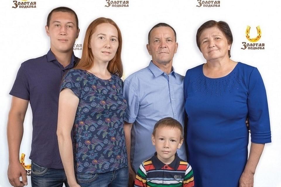Семья из Башкирии выиграла в лотерею 17,6 миллионов рублей
