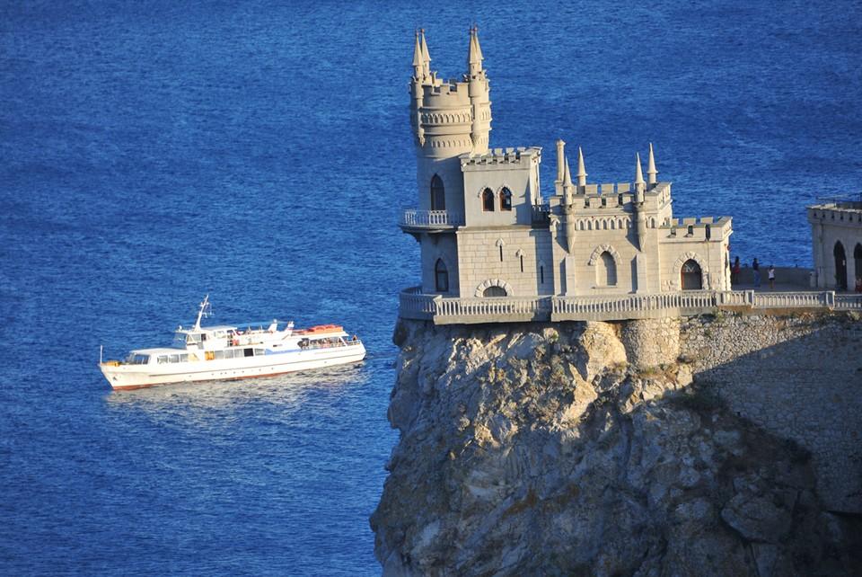 Крым и Севастополь установили границы между двумя субъектами.