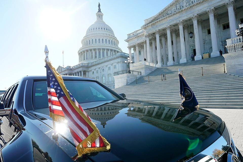 Американские сенаторы готовят новый пакет антироссийских санкций.