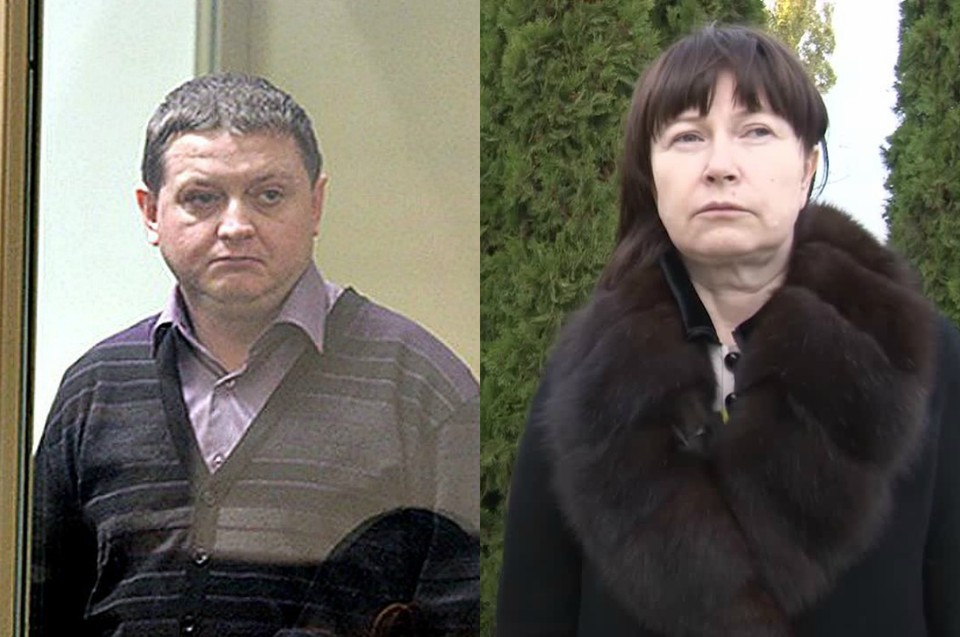 Вячеслав Цеповяз и Наталья Стришняя.