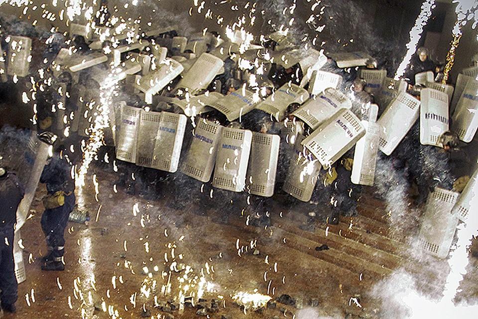 Когда оружие поступило из регионов в Киев на Майдан уже ничего сделать было нельзя
