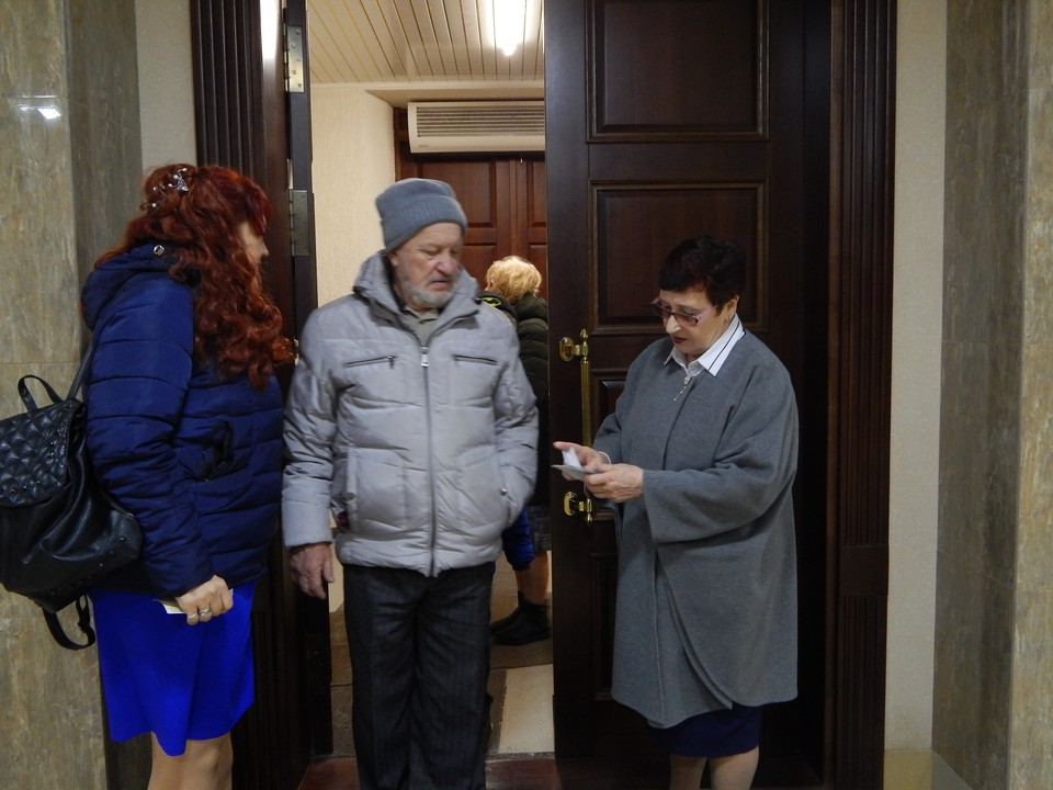 Галина Мёдова встречает гостей концертного зала филармонии уже 16 сезонов.