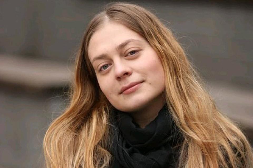 Актриса Дарья Егорычева.