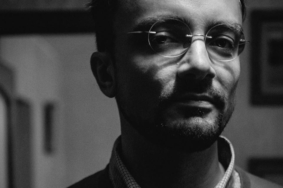 Издатель, критик и писатель из Петербурга Вадим Левенталь. Фото: Алексей Сорпов