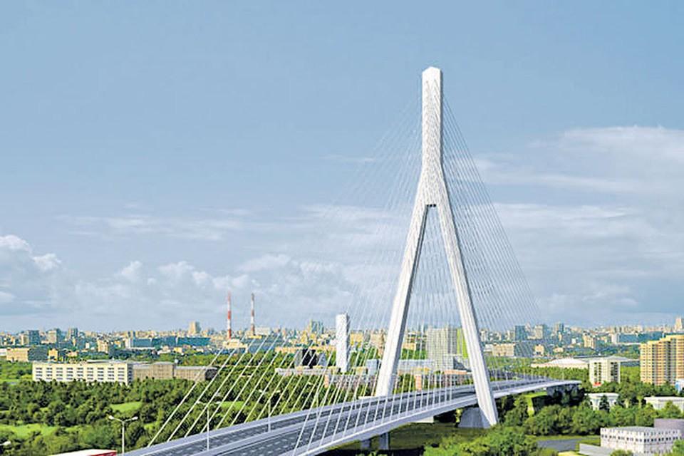 Через канал имени Москвы перекинут балочный мост. Фото: mip.mosinzhproekt.ru
