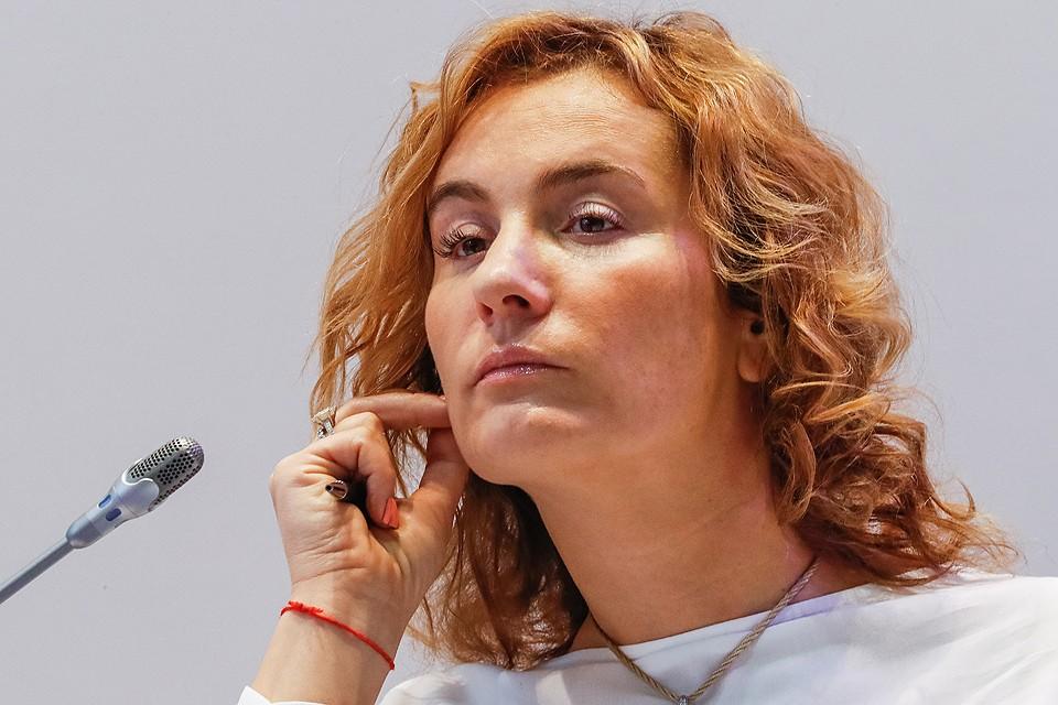Юлиана Слащева. Фото Сергей Карпухин/фотохост-агентство ТАСС