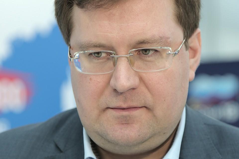 Заместитель генерального директора холдинга «Швабе» Госкорпорации Ростех Иван Ожгихин.