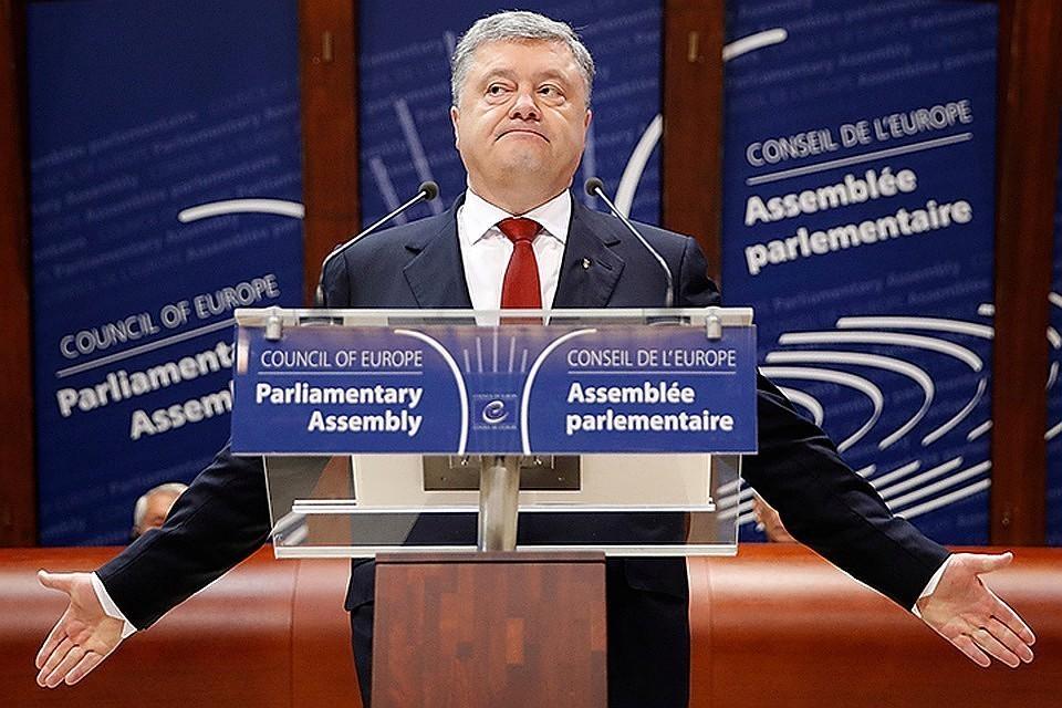 В администрации Порошенко объяснили скандальный инцидент с шапкой в Запорожье