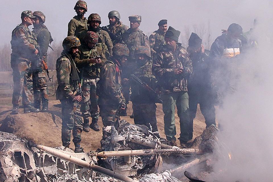 27 февраля в Пакистане объявили, что сбили самолет ВВС Индии. Ответ из Индии был немедленным: а мы сбили истребитель ВВС Пакистана