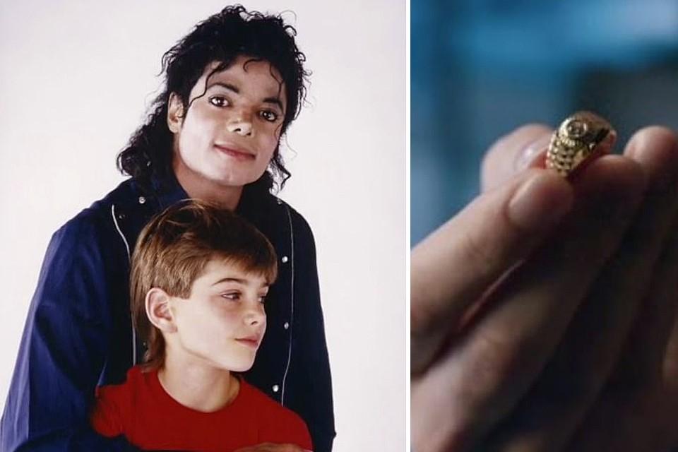 Джеймс Сейфчак (на фото ему 10 лет) рассказал о сексуальных домогательствах со стороны Майкла Джексона. Фото НВО