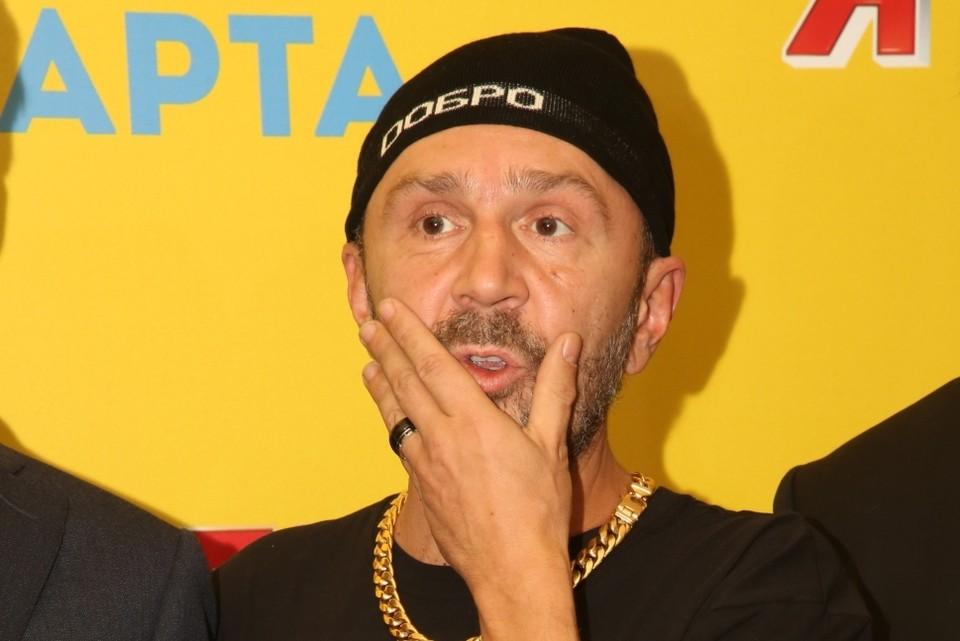 Сергей Шнуров прошелся по оскандалившемуся депутату.