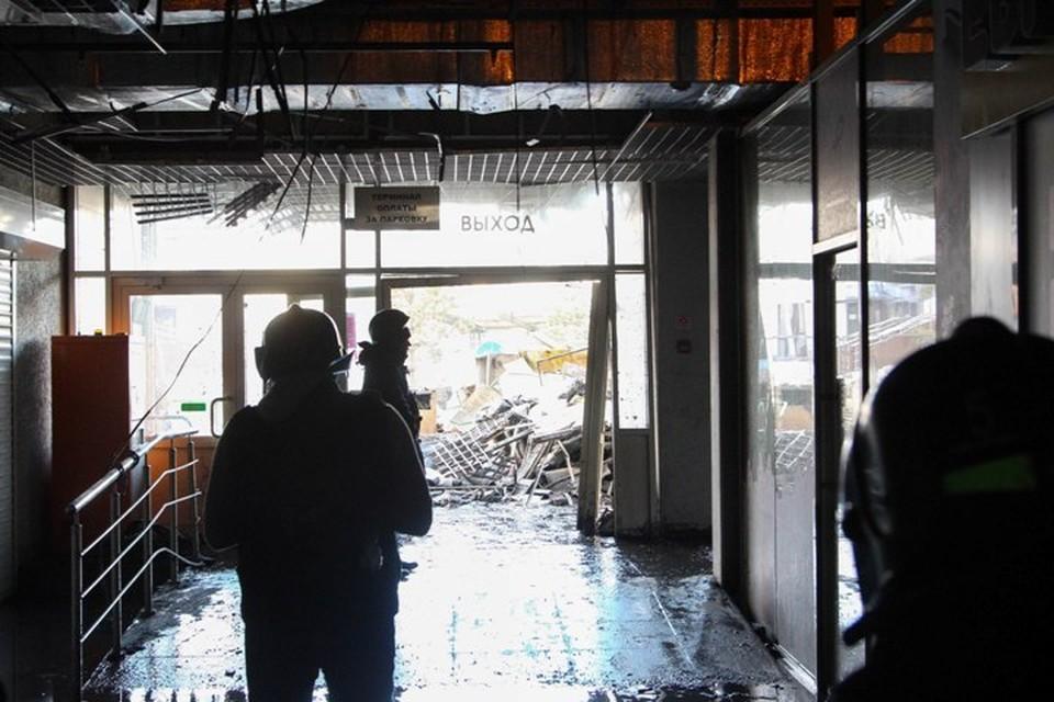 Фигурантам дела о кемеровской «Зимней вишне» продлили арест
