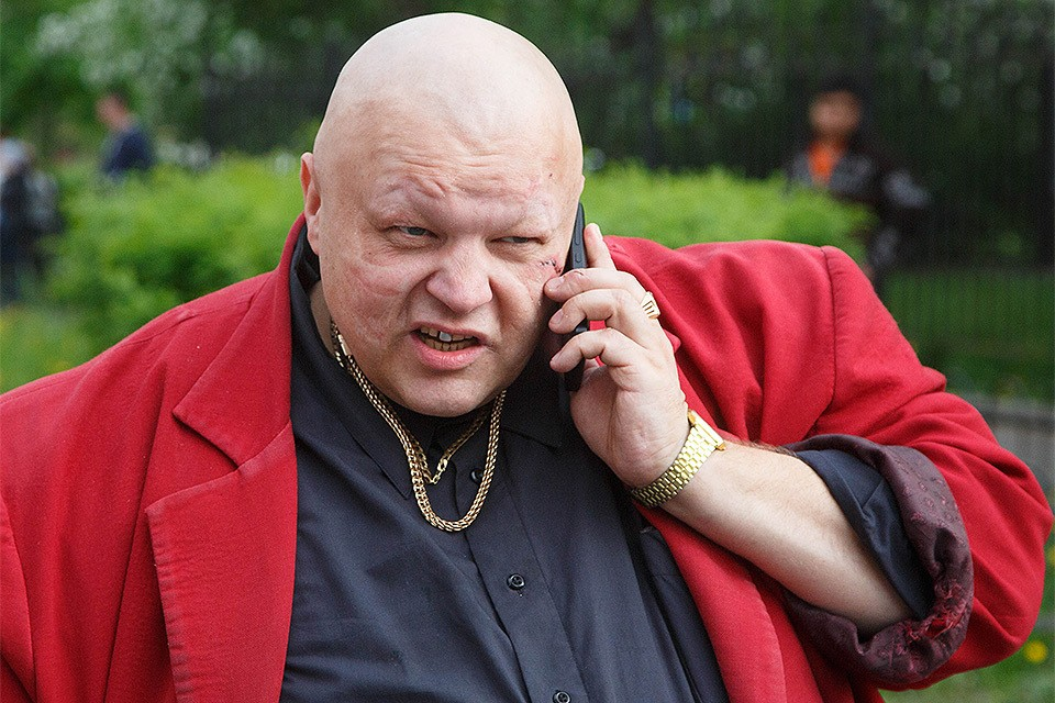 """Стас Барецкий взялся за съемки третьей части легендарного фильма """"Брат""""."""