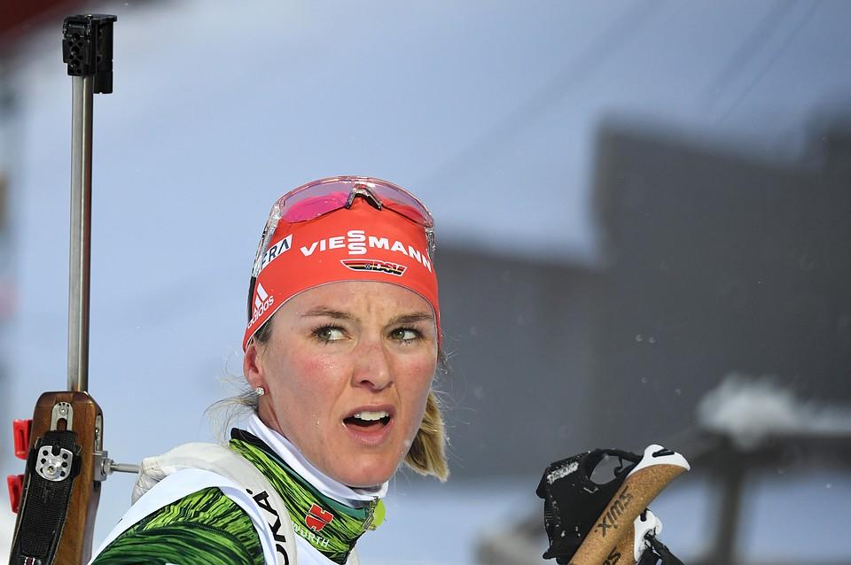 немецкие биатлонистки список фото