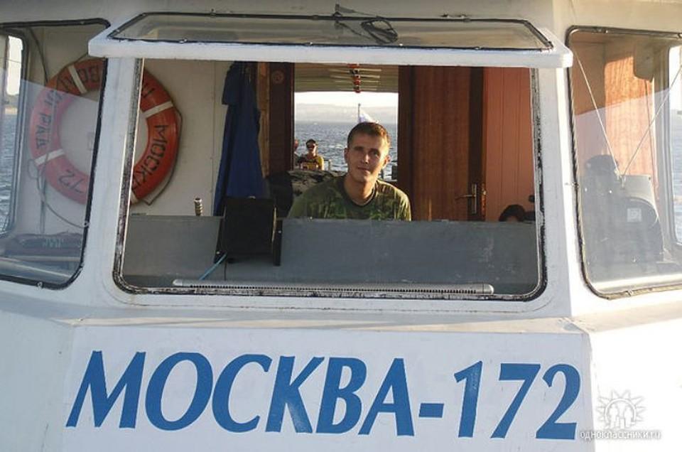 Капитан Николай Белоусов пришел на помощь подростку. Фото: соцсети