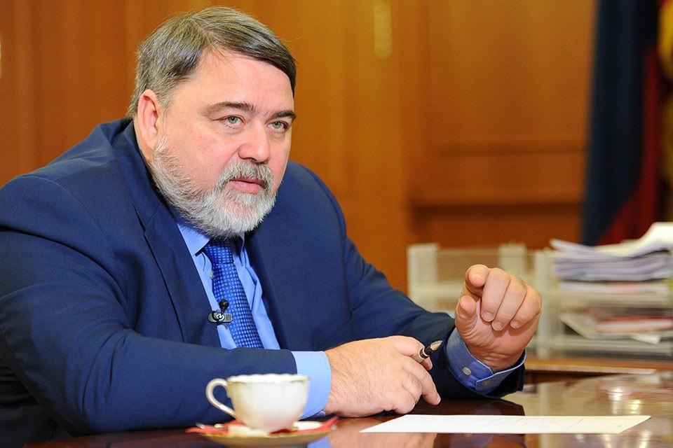 Глава Федеральной антимонопольной службы (ФАС) Игорь Артемьев.