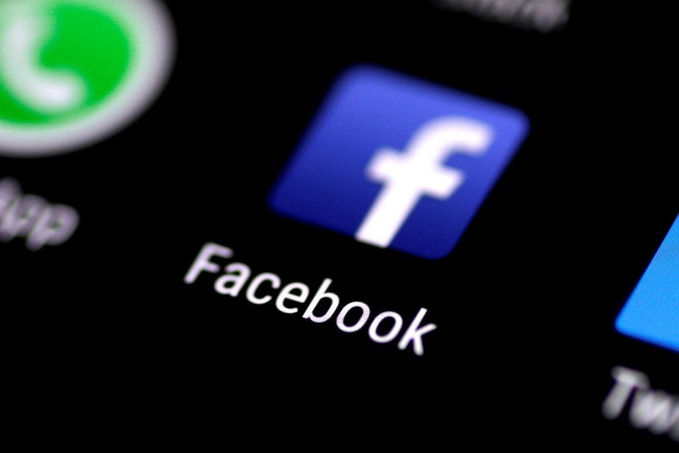 В работе Facebook произошел сбой. Фото: REUTERS