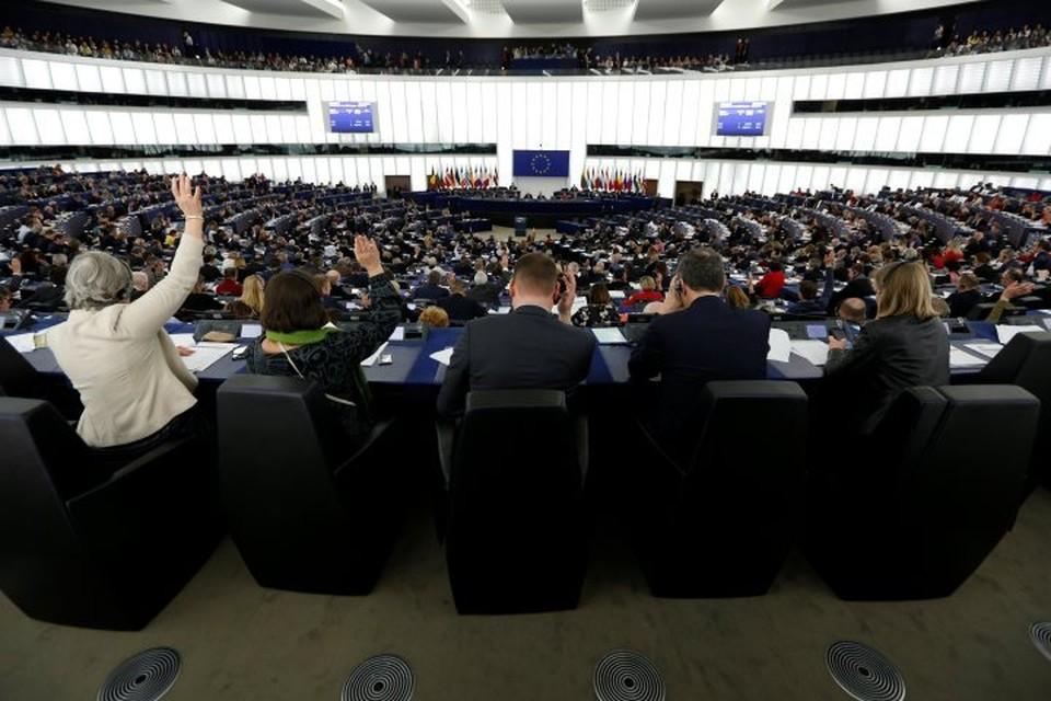 Комитет Европарламента одобрил поправки к газовой директиве ЕС
