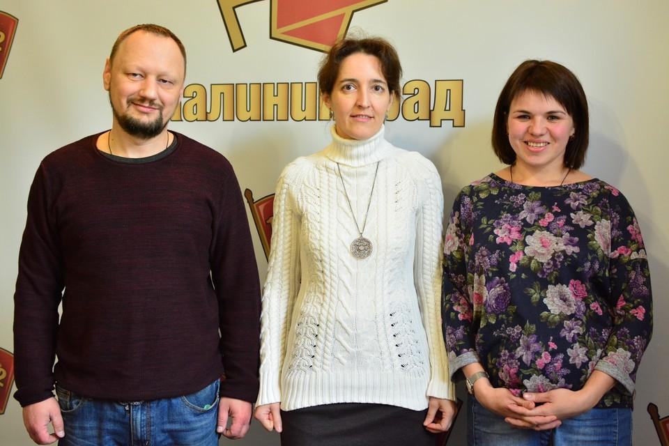 Страна других. Сергей Пономаренко, Мария Филькова и Катерина Савина