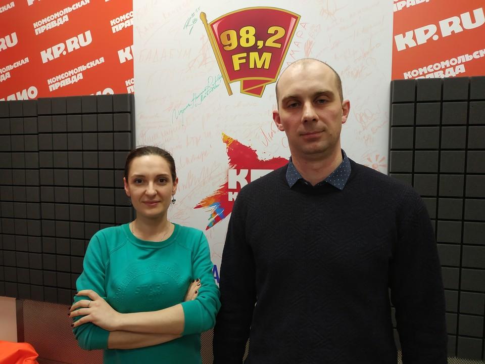В студии главный консультант центрального управления жилищного надзора ГЖИ Дмитрий Лихачев