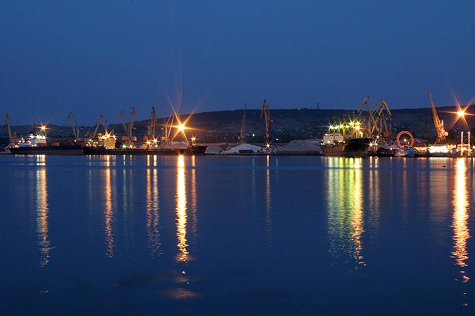 Тех, кто идет из крымских портов в Сирию санкции не волнуют