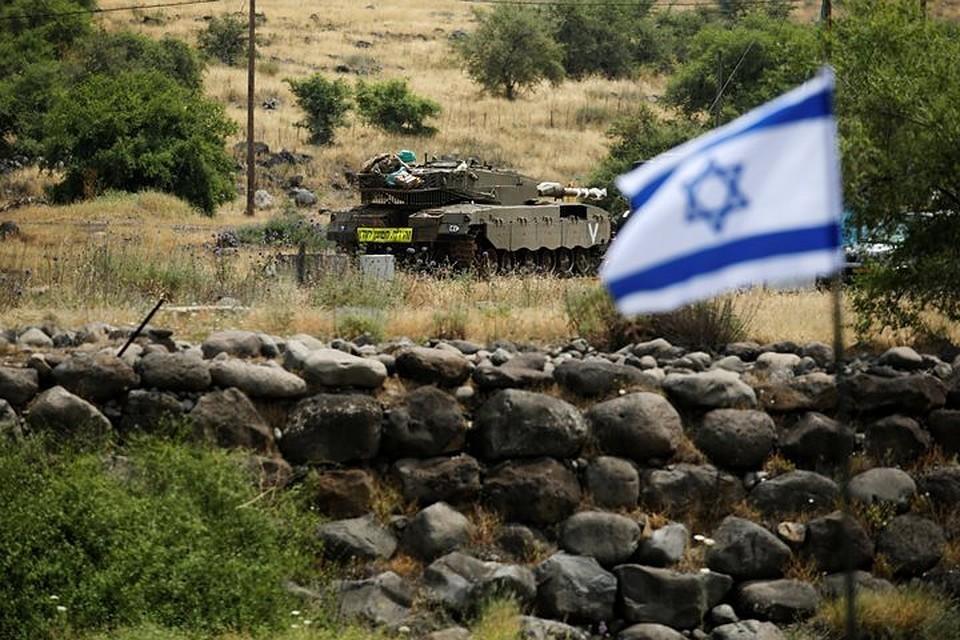 Германия и Франция раскритиковали призыв Трампа признать Голаны частью Израиля