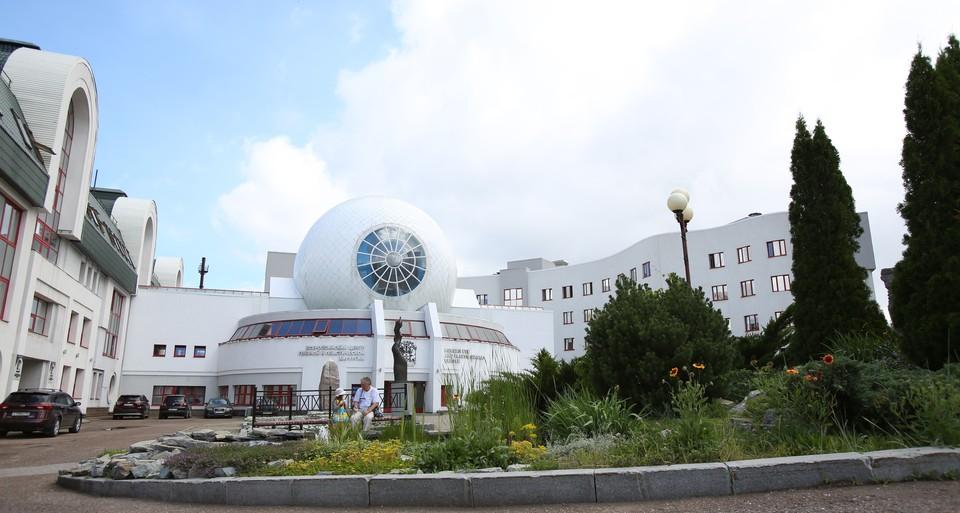 ФГБУ Всероссийский Центр глазной и пластической хирургии Министерства Здравоохранения России