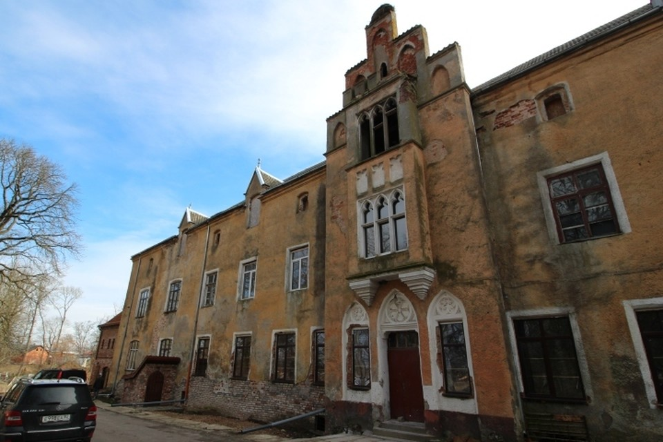 Первое упоминание о замке Вальдау датируется XIII веком.