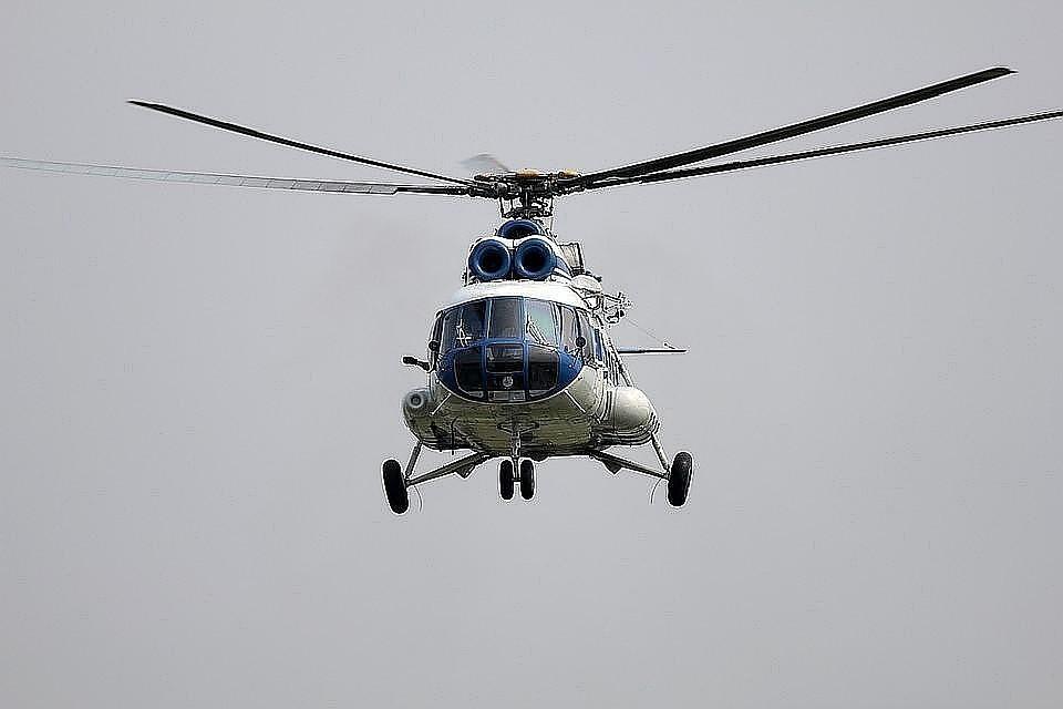 В Казахстане возбудили уголовное дело по факту крушения вертолета