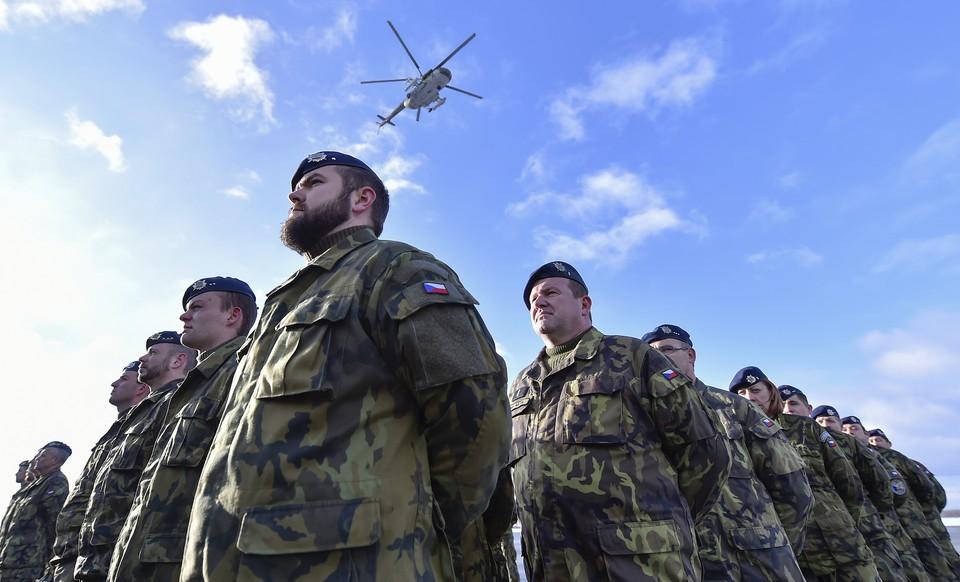 Чехия хочет повысить расходы на оборону до 2% ВВП к 2024 году