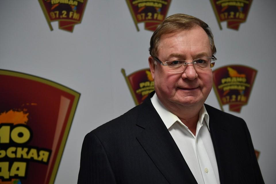 Сергей Степашин проведет в Пскове 4 апреля несколько мероприятий.