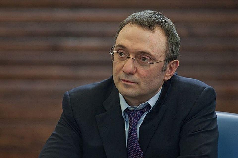 Фото: сенатор Сулейман Керимов