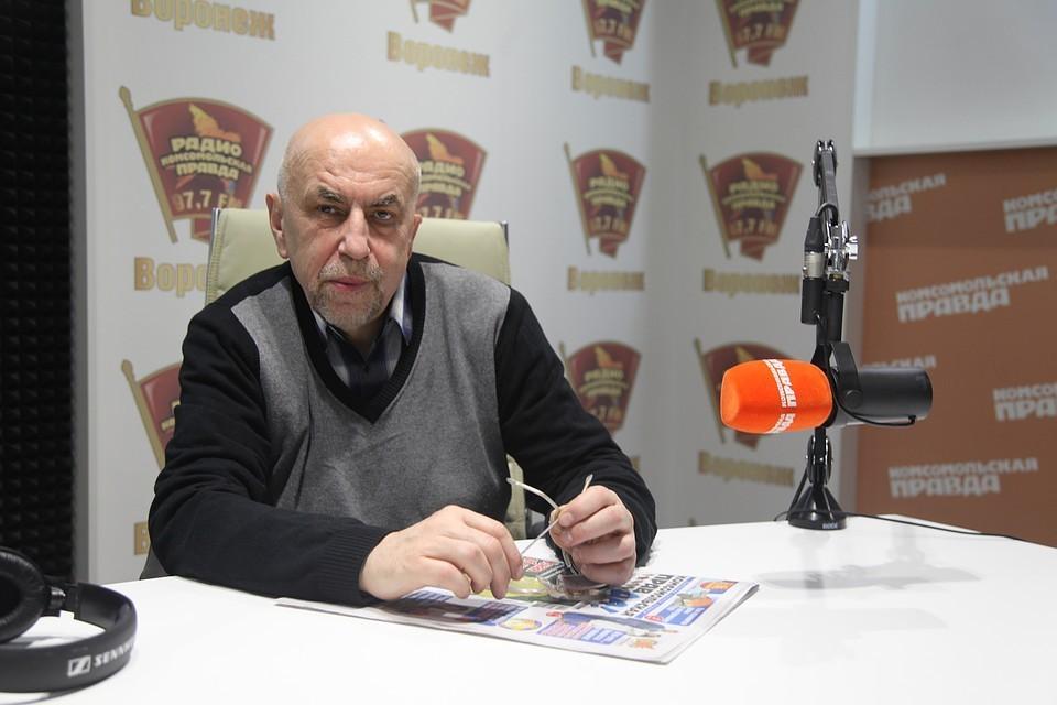 Александр Орлов.