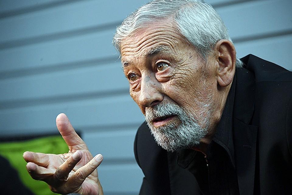 Грузинский актер Вахтанг Кикабидзе