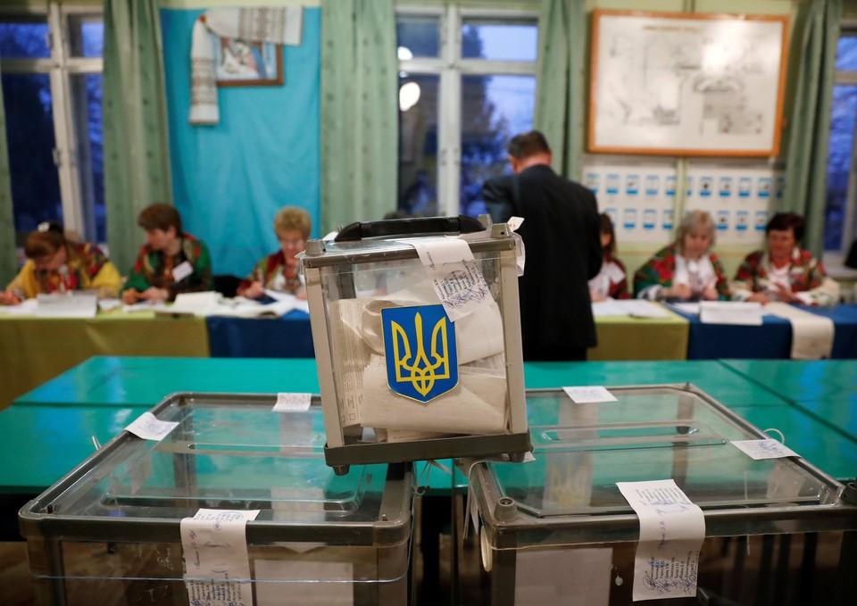 31 марта на Украине состоялся первый тур президентских выборов