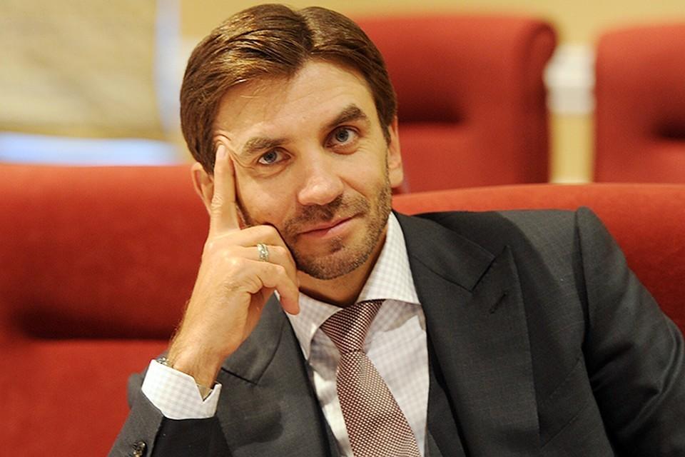 Бывший министр по делам Открытого правительства Михаил Абызов