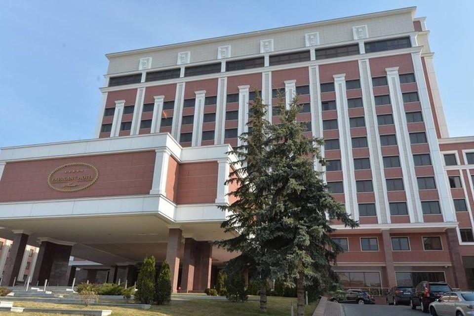Официальные представители Киева не явились на заседание гумподгруппы в Минске. Фото: ДАН