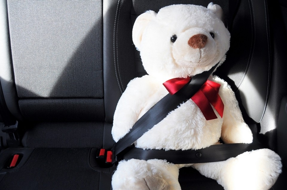 Ремни безопасности - обязательны для всех!
