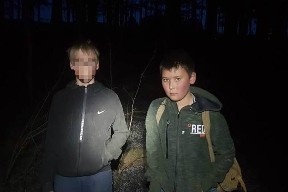 Пятиклашки спасли от пожара целый дачный поселок под Иркутском/